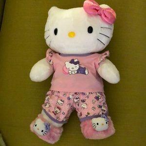 Hello Kitty Build-A-Bear